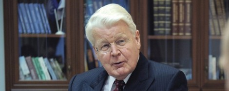 President Olafur Ragnar Grimsson of Iceland visits Russia